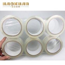 50mic x 48 mm x 100m conduit d'adhésif de couleur BOPP bande acrylique