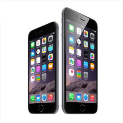 Telefone celular da marca original 6 Plus com 16GB/64GB/128GB Smart Phone