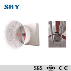 18''24''36''51''54'' de cono de fibra de vidrio del Ventilador Axial de escape para las aves de corral de gases de efecto