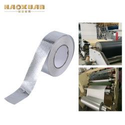 La vetroresina di rinforzo ha rinforzato la EMI che protegge il nastro di vetro Donductive del tessuto del di alluminio di termostabilità