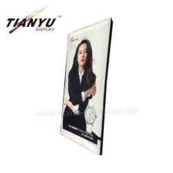 Большой торговой марки реклама дисплей Seg Lightbox алюминиевых натяжение ткани рамы