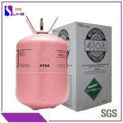 100 % de gaz pur de la Chine Fabricant de fluide réfrigérant du Fréon Gaz réfrigérant R410A