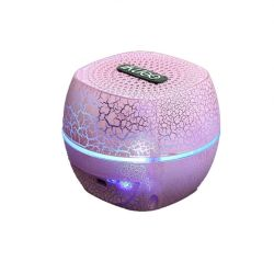 Heißes Verkauf förderndes drahtloses Bluetooth LED buntes helles Lautsprecher-kreatives Geschenk mini fehlerfreier Bluetooth Lautsprecher-Handy Bluetooth Lautsprecher