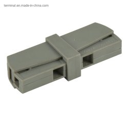 Muelle de PCB de bloque de terminales (XY604) para LED