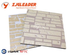 Het Decoratieve Materiaal van het Patroon van de baksteen voor de Muur van de Bouw