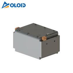 Solar de 100Ah batería recargable de Li-ion LiFePO4 del módulo de paquete de batería de litio
