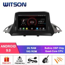 Witson 9 GPS van de Speler van de Auto DVD van het Scherm '' voor Doorwaadbare plaats Kuga 2013-2018