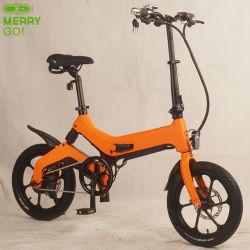 ブラシレスモーターを搭載する電気バイクを折る250W