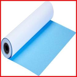 Eco solvente de papel Papel afiche con dorso azul mate 120gsm