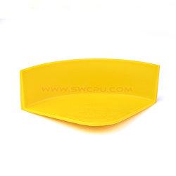 Индивидуальные пластиковые краю стола рампы угол ограждения для продажи