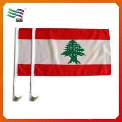 De nationale Houder van de Vlag van de Auto van Libanon