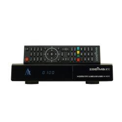 Zgemma H7c con l'inseguitore della ricevente satellite IPTV di DVB-S2X+2*DVB-T2/C 4K UHD