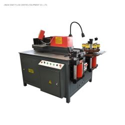 Berufs-CNC-Hauptleitungsträger-lochendes Maschinen-Kupfer-und verbiegendes CNC-Hauptleitungsträger-Aluminiumc$aufbereiten