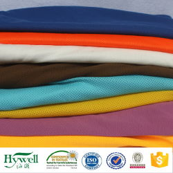 100 polyester tricotage chaîne maille