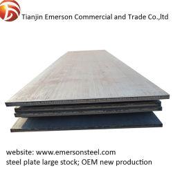 Piatto d'acciaio d'acciaio spesso del piatto Ss400 Q235 dello strato delicato del acciaio al carbonio fatto in Cina