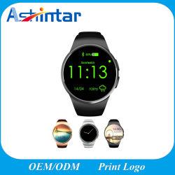 Support de moniteur de fréquence cardiaque de la carte SIM La carte de TF Réveil Sports Smart bracelet Bluetooth