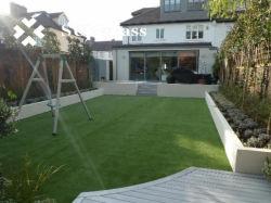 40mm Kunstrasen Kunstrasen SGS zertifiziert für Garten Garten Garten Garten Terrasse Im Freien Hausdekoration