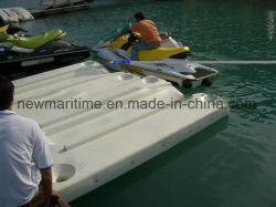 モーターボートの浮遊ドック、ジェット機のスキードック