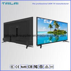 "40 "" Slim NTSC ISDB-T TV LED de encendido directo Pantalla Gigante Multilingüe"