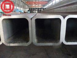 Heißes fertiges En10210-2006 S355j0h S355j2h rechteckiges und quadratisches hohles Kapitel-Stahl-Gefäß