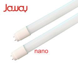 Nano el tubo de plástico 110-150lm/W T8 de 18 vatios, Tubos de luz LED