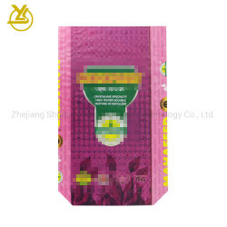 화학제품 Fertilizer/PP 정방형 블럭 바닥 부대 또는 동물 먹이 포장의 고품질 부대
