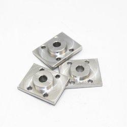 Alumínio de precisão OEM 6061 Componente Usinagem CNC para peças de Produtos Eletrônicos