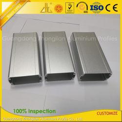 Douane die het Geval van de Uitdrijving van het Aluminium voor Navulbare Batterij maken