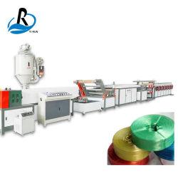 Migliore corda di plastica di vendita del filato del polipropilene del macchinario Sj-80 dell'espulsore piano del telaio per tessitura che fa macchina