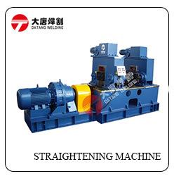 Ligne de production de faisceau de Wuxi H lisseur de la Machine de redressage