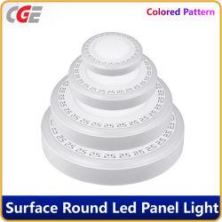 Dubbele Kleur om leiden onderaan LEIDENE van de Lichte LEIDENE AC85-265V 3+3With3+6With4+12With6+18W Lamp van het Comité Lichte LEIDENE van het Comité Lichte Lamp