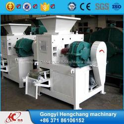 고압 석탄 또는 코크 또는 석고 철 분말 또는 실리카 또는 Shisha 또는 기계를 만드는 톱밥 목탄 펠릿 연탄 압박