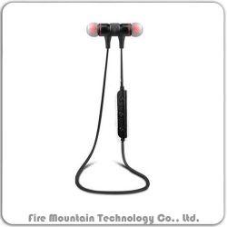 M9 Tour de cou pour écouteurs Bluetooth avec micro pour iPhone x