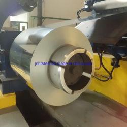 Z100 Spangle ordinaire de l'acier galvanisé pour matériau de construction de la bobine