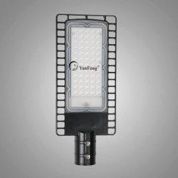 120W PI66 impermeável LED fino de lâmpada de rua para o túnel