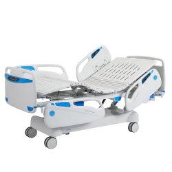 Sette letto di ospedale ammalato fisico elettrico di terapia ICU di funzioni