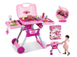 2018 пластмассовых детей кухня игрушка девушка претендует Play Toys H0535186