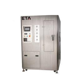 Produto de limpeza por ultra-sons industriais de controlo PLC com elevação pneumática para o SMT máquina de limpeza