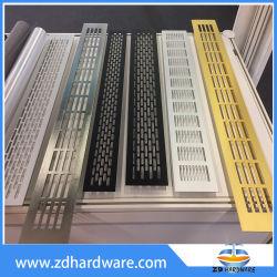 La ventilazione di alluminio di profilo di alluminio cuoce gli accessori alla griglia della cucina di griglie dei cunicoli di ventilazione