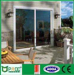 Piezas para el armario y puerta corrediza de vidrio doble