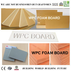 Conseil de mousse PVC/ PVC Feuille de mousse plastique PVC Conseil Forex