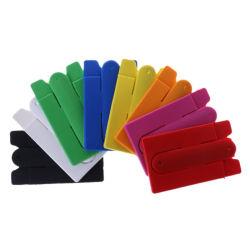 Weicher GummiHandy-Halter mit Telefon-Kreditkarte-Tasche
