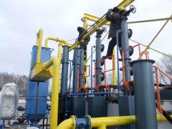 Öl-Klärschlamm-Abfall-kontinuierliches Pyrolyse-Gerät