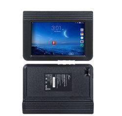 Inicie o X431 V 8 polegadas versão global do sistema de Scanner de diagnóstico ECU completo X-431 V/WiFi Bluetooth Scan Tool usado em mais de 200 países