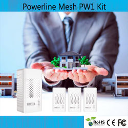 PW1 WiFi mit Starkstromleitung für Hauptschalter