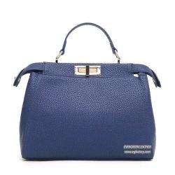 Подлинных женщин из натуральной кожи женская сумка модного брелоки сумки высшего качества леди строп Bag модным дизайнером сумки через плечо оптовом рынке шикарный левой подушки безопасности на заводе
