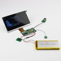 Berufszoll 10 Zoll LCD-Bus-video bekanntmachende Spieler-Baugruppe