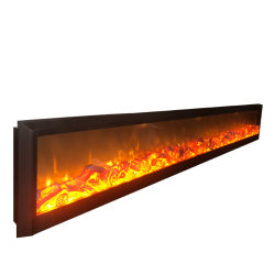 中国の製造者の高品質リモート・コントロールLED 3Dの装飾の電気暖炉の挿入