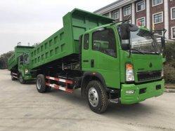 Sinotruk HOWO 4-6 toneladas Dump/camión/Dumper/dumping o de vehículos comerciales ligeros