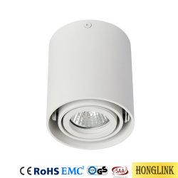 Montaje en superficie redonda abajo Luminaria LED de techo